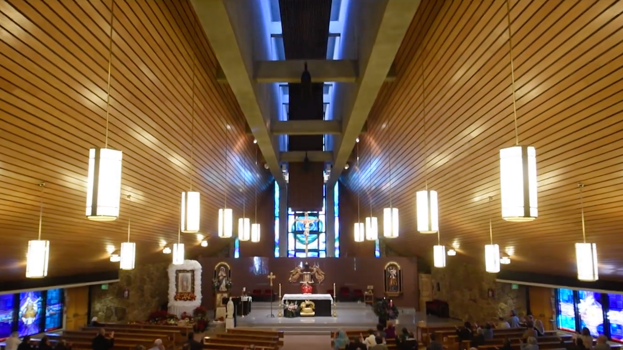 Saint Augustine Catholic Church   Brighton, Colorado